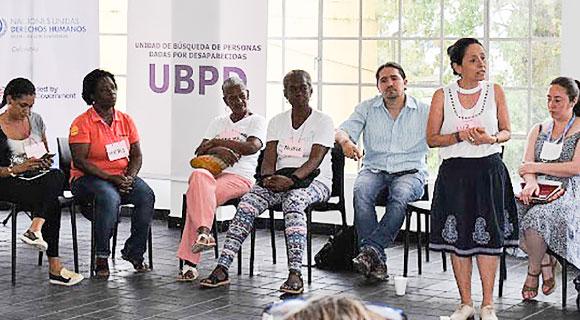 Funciones y deberes - UBPD