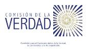 Logo Comisión de la Verdad