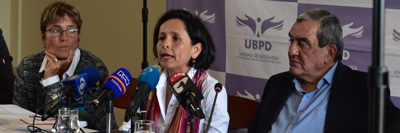 UBPD FARC