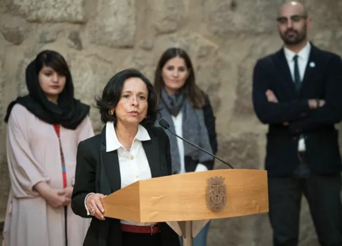 Luz Marina Monzón, directora de la UBPD
