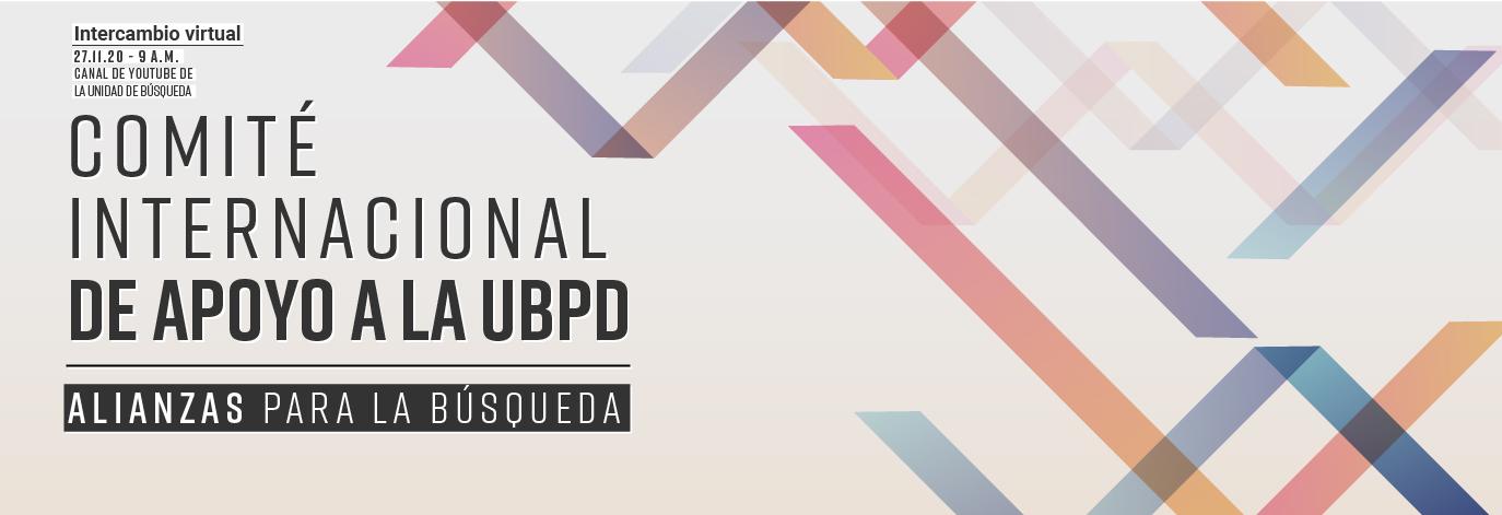 Comite Internacional UBPD
