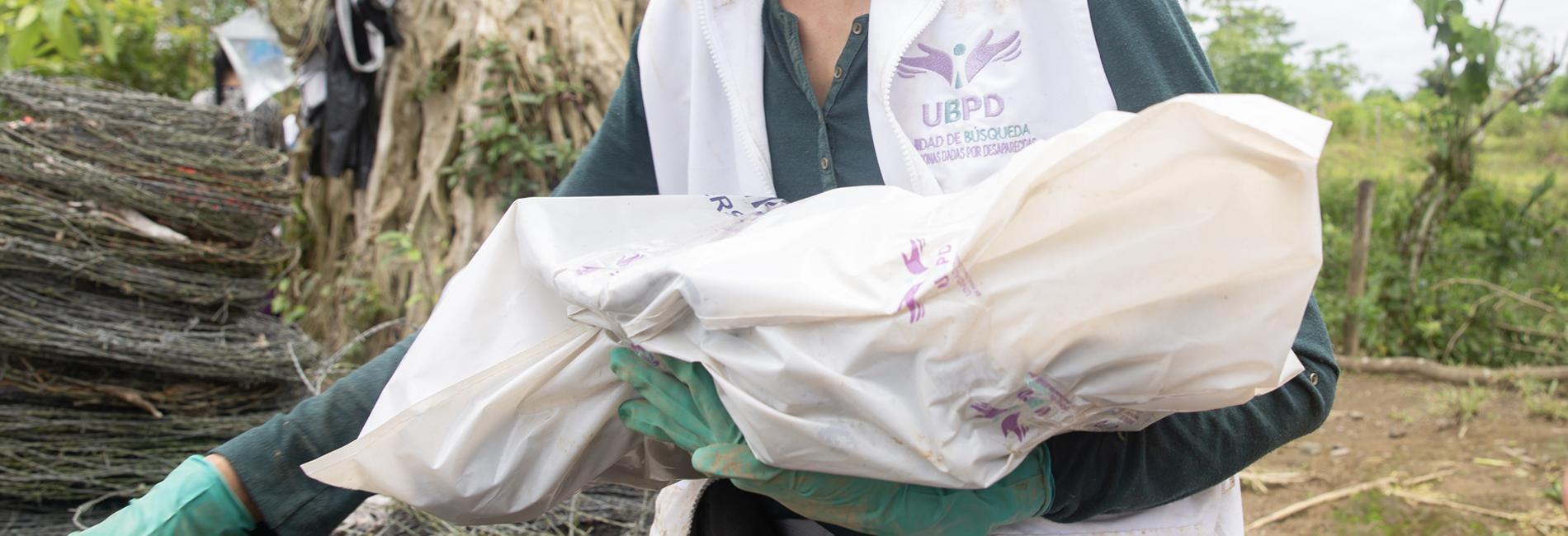 UBPD recupera 3 cuerpos en Chocó
