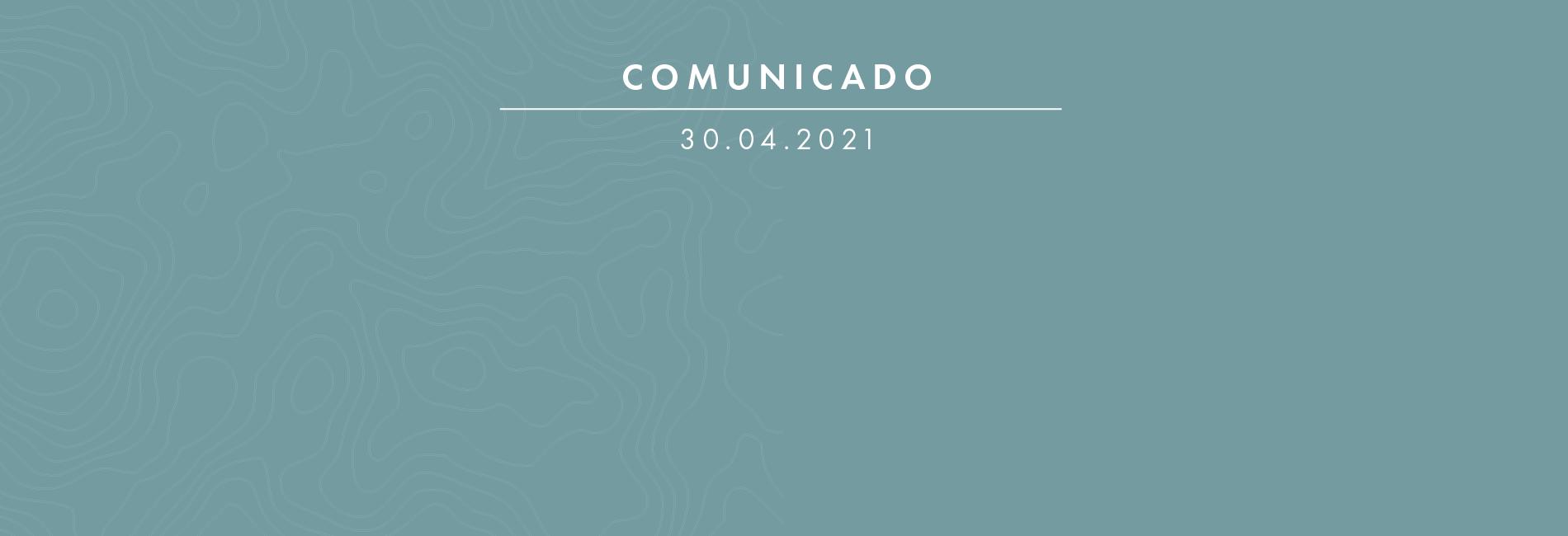 Comunicado UBPD