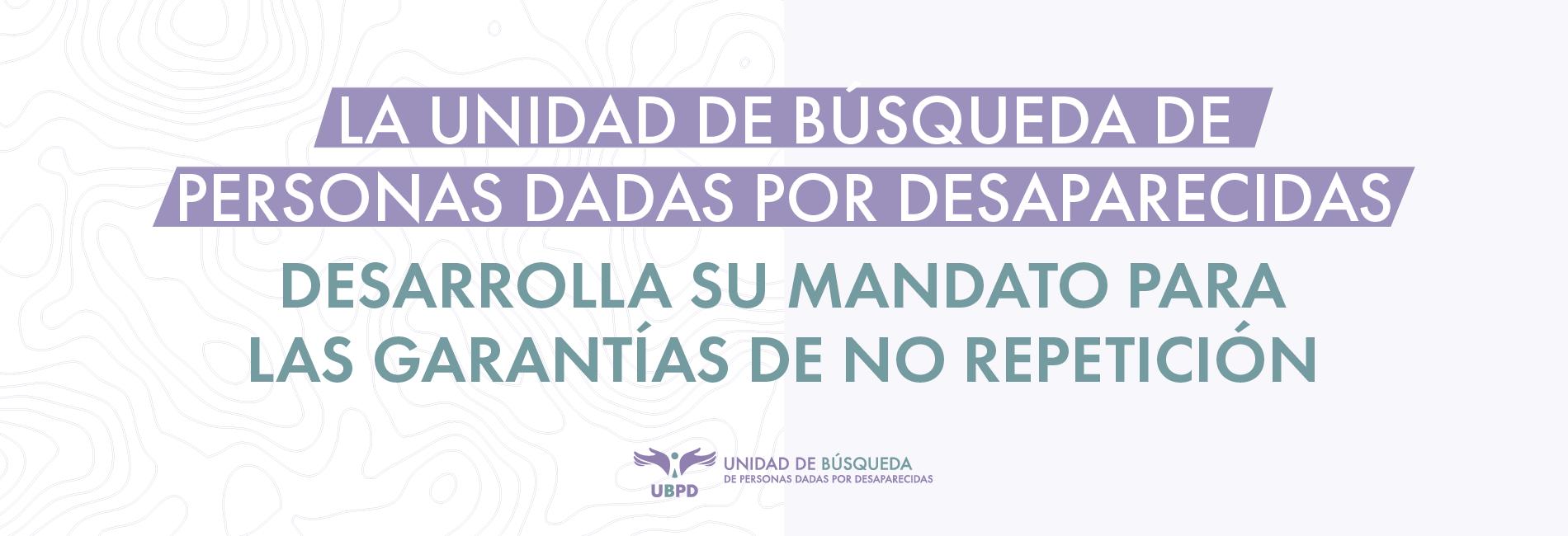 Paro Nacional UBPD